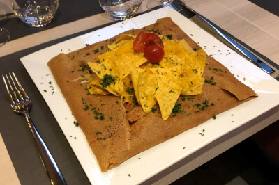 crèpe cancun
